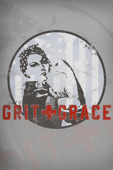Nine Line Apparel -Women's- Grit and Grace