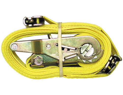 "2"" BY 20' E-TRACK RATCHET TIE DOWN"