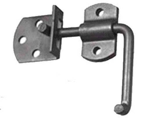"3/4"" Heavy Duty Latch Set -  BUB2588BZ"