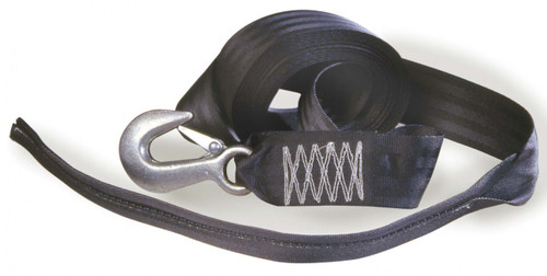 20' Winch Strap with Tail - TD50472