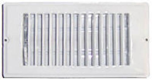 Floor Register 4 x 10 White - B421303