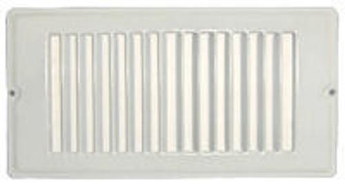 Floor Register Face Plate White - B421323