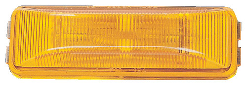 "Side Marker Light - Amber - 3-13/16"" x 1-1/4"""