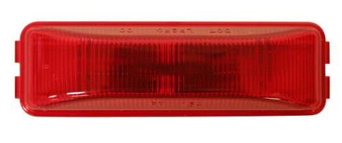 "3-13/16"" x 1-1/4"" Side Marker Light - Red - PMM154R"