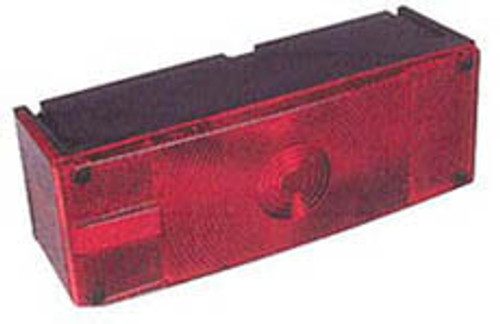 Low Profile Tail Light - Wesbar - WES3026L