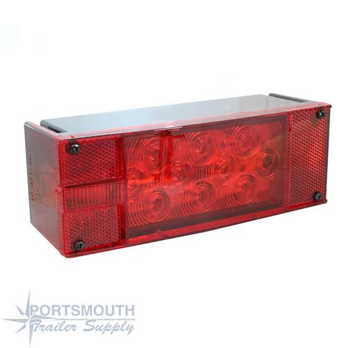 Tail Light - Left - Low Profile - LED - 7288B
