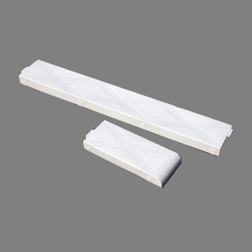 "2"" x 6"" Plastic Bunk Glide - TD86296"
