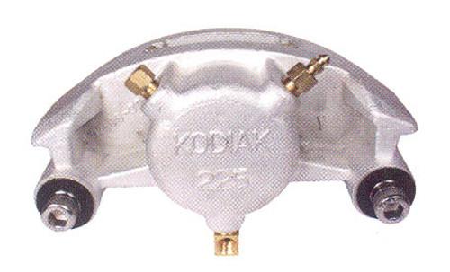Kodiak Disc Brake Caliper - 5 & 6 Lug - Dacromet - DBC-225-DAC