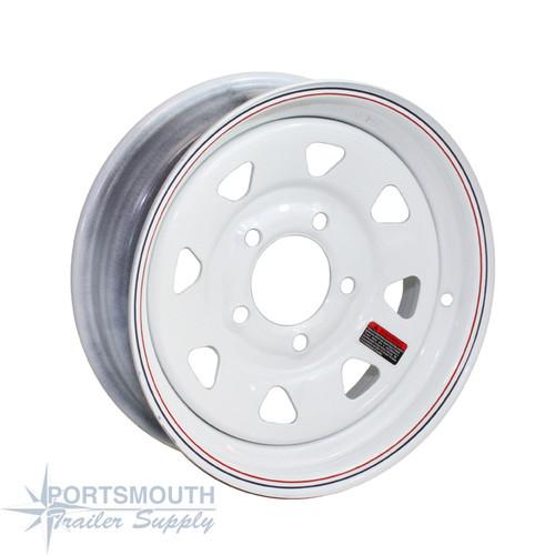 """13"""" Wheel - 5 Lug - Painted - LS135LP"""