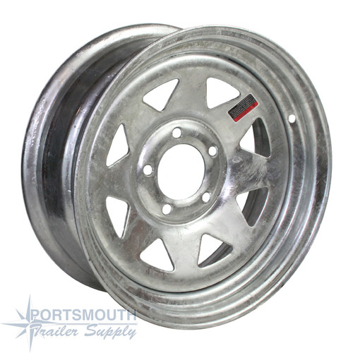 "15"" Wheel - Galvanized"