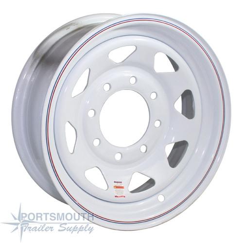 """16"""" Wheel - 8 Lug - Painted - LS16865"""