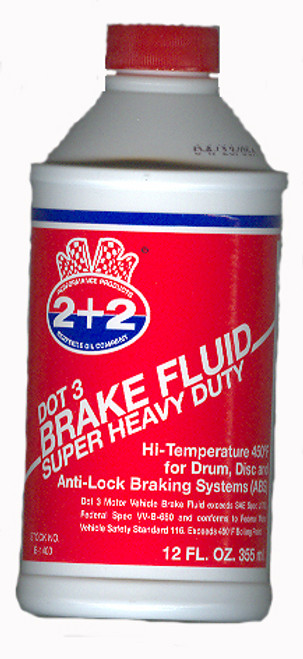 Brake Fluid - MIS120ZBF