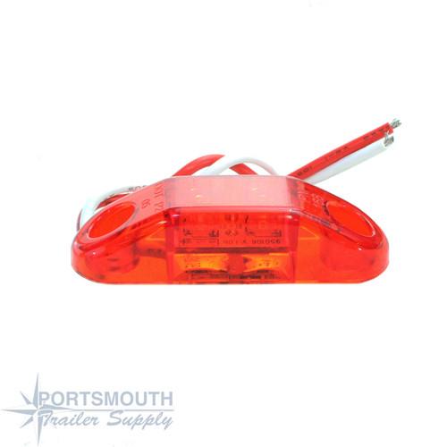 SIDE MARKER LIGHT RED- LED