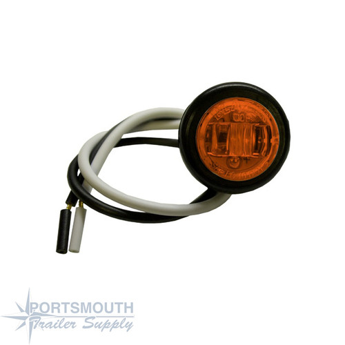 Penny Light w/ Black Bezel - LED - 534BAK