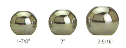 """1-7/8"""" Replacement Ball - Stainless Steel - CB301B"""