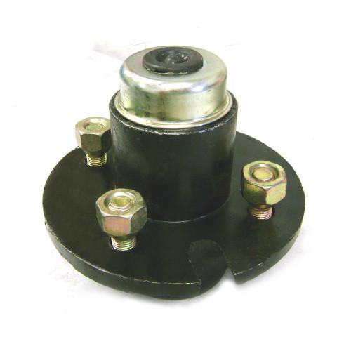 "4 Lug on 4"" Hub Kit - 25mm - METRIC ONLY - V46199"