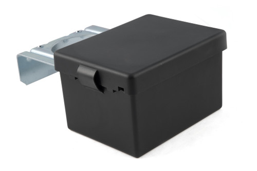 Battery Box w/Weld on A Frame or Jack Post Mt - CI-2029