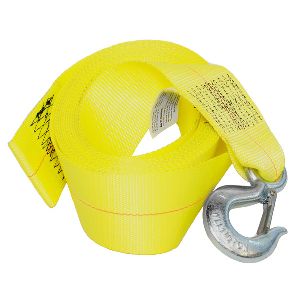 "Dutton-Lainson Winch Strap 3""x25' W/Hook"