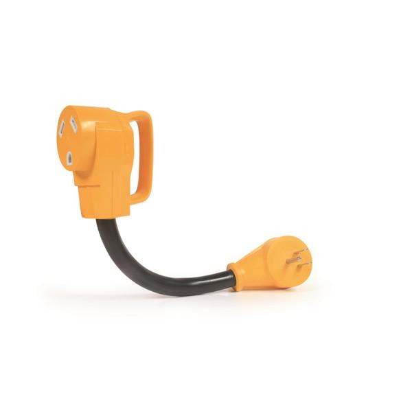 """Camco 15AM/30AF Power Grip Dogbone 12"""" 125v"""