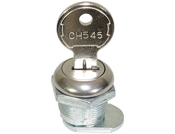 CYLINDER LOCK with 2 KEYS