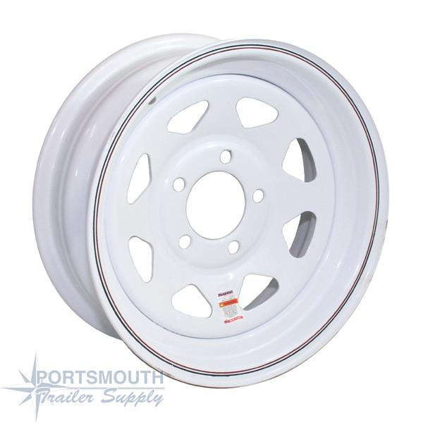 """14"""" Wheel - 5 Lug - Painted - LS145LP"""