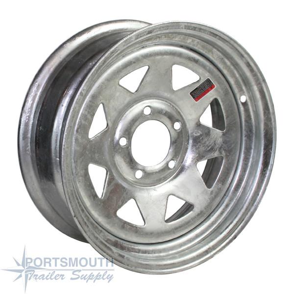 "15"" Wheel - Galvanized - LS155LGS"