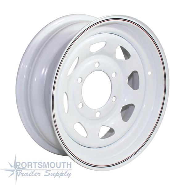 """15"""" Wheel - 6 Lug - Painted - LS156LP"""