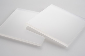 Acrylic White Extruded #7328 - 1/8""