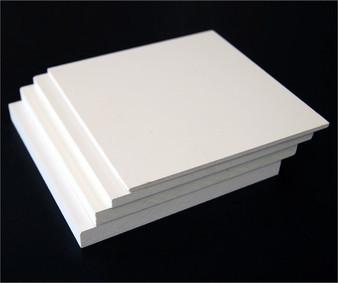 PVC 48 x 96 x 3mm - White