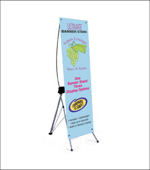 Ultimate Banner Stand