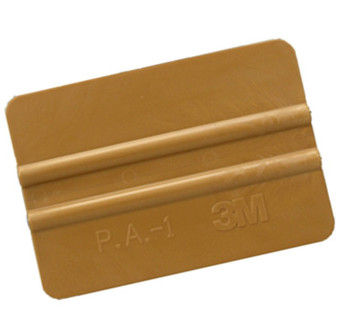 Gold Squeegee