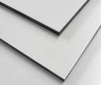 KGBOND SINGLE- Aluminum Composite Panel w/ Aluminum Backing