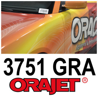 "Orajet 3751GRA w/ Proslide Technology & Oraguard 289GF PVC-FREE  Overlaminate - Wrap Kit - 54"" 150ft"