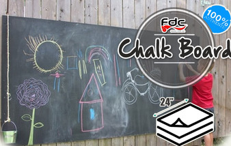 Chalkboard Vinyl By FDC
