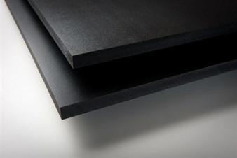 PVC 48 x 96 4' X 8' x 3mm - Black
