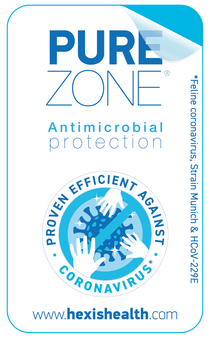 "Anti-microbial film - Pure Zone® Laminate Matte 54"" x 99ft"