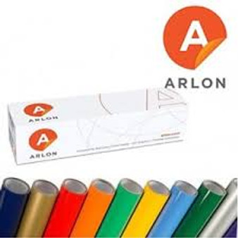 "Arlon 5000 - 24"" x 50yds  High Gloss Calendered Vinyl"