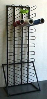 Heavy Duty Floor Rack (44 Rolls)