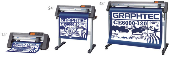 Graphtec CE6000 Plotters