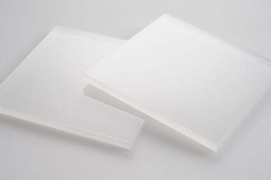 """Acrylic White Extruded #7328 - 1/8"""""""