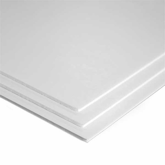 Foam Core White 48 x 96 x 3/16