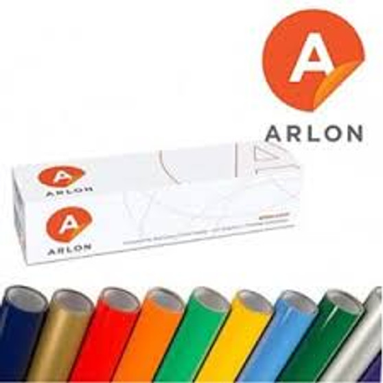 "Arlon 5000 - 24"" x 10yds  High Gloss Calendered Vinyl"