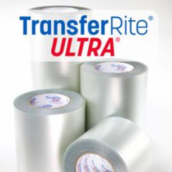 "TransferRite 1310 Clear Medium Tac Application Tape - 48"" x 100yds"