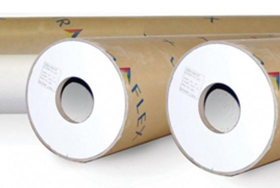 "UltraFlex - 54"" X 164' SUPERPRINT PLUS FL MATTE WHITE 1000D - Printable Banner"