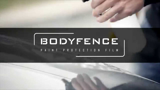 """SKINTAC BODYFENCE 30"""" x 66ft - Gloss Paint Protection Film"""