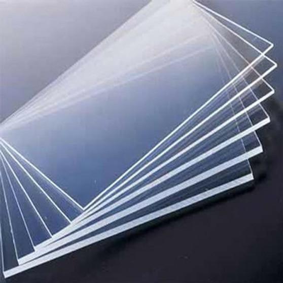 Acrylic Clear Extruded 0.250 X 48.000 X 96.000