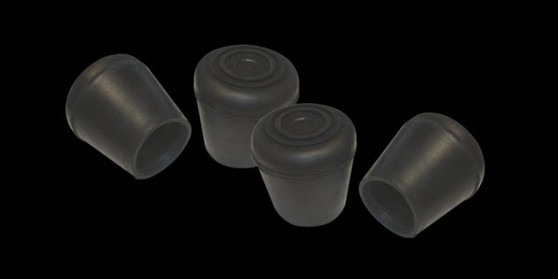 "Rubber Tips for Mondo Rack Poles 1"" or 1.25"" (20 Pack)"