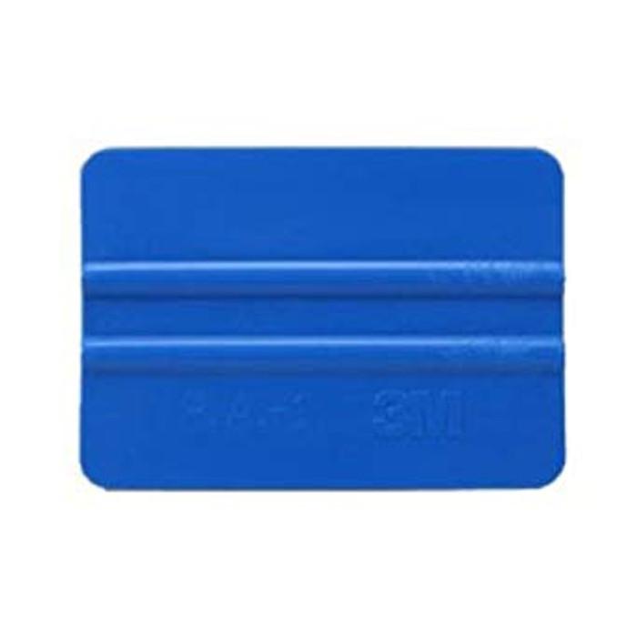 Blue Squeegee