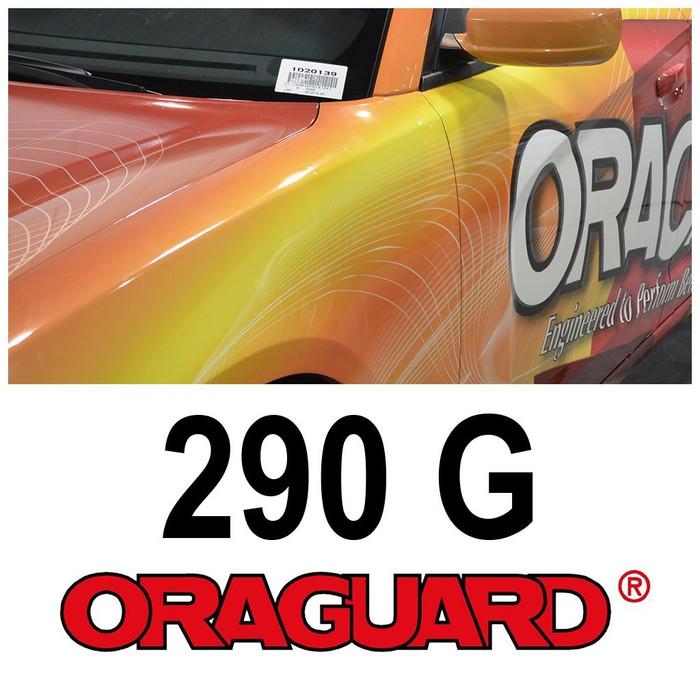 "Orajet 3751GRA w/ Proslide Technology & Oraguard 290 Overlaminate - Wrap Kit 54"" x 150ft"