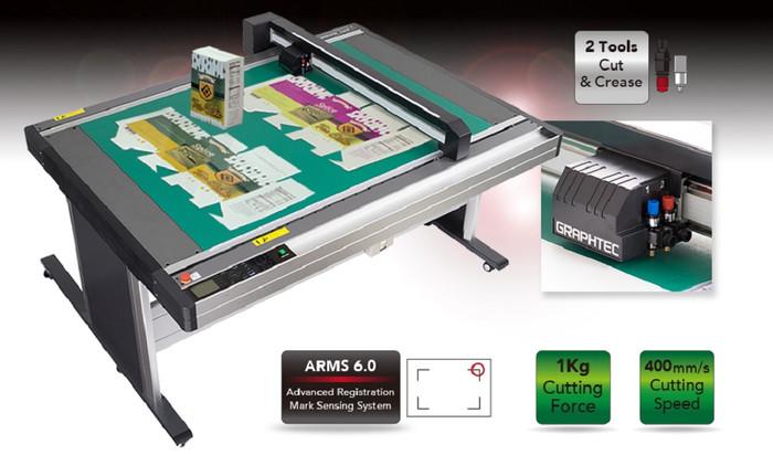 FCX2000 Flatbed Cutter